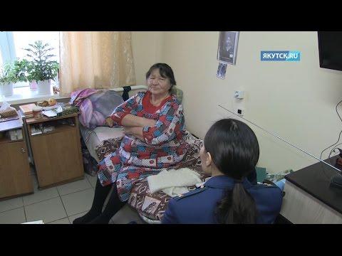 Автор письма Путину подтвердила прокуратуре о нехватке еды в доме престарелых