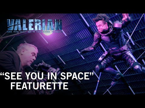 """Valerian And The City Of A Thousand Planets 