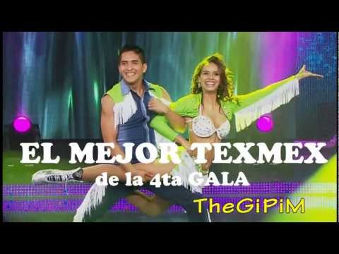 MARICIELO EFFIO : TEX-MEX ( HD ) - Reyes del Show 2011 - 4a Gala - 26/11/2011