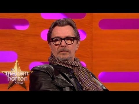 Gary Oldman's Call Of Duty Battle Cry - The Graham Norton Show