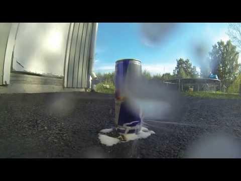 GoPro HD: TR15 Raider + Red Bull