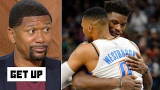 Jalen Rose hopes Russell Westbrook joins Jimmy Butler on the Heat | Get Up