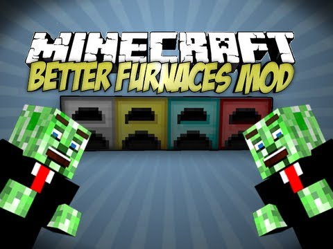 [1.6.2] Better Furnaces Mod Spotlight