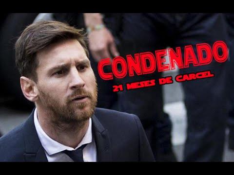 Messi CONDENADO a 21 meses de cárcel, ¿POR QUÉ?| ¿Simeone para técnico de Argentina?