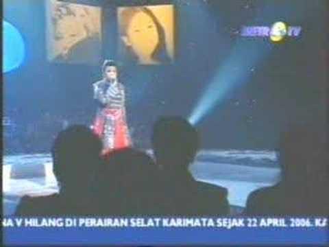 Melly Goeslaw - Bunda (Live)