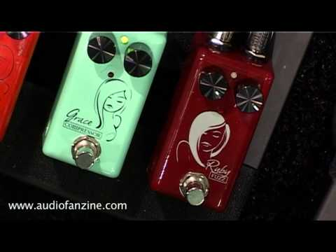 Red Witch Seven Sisters serie Video Demo [NAMM 2011]