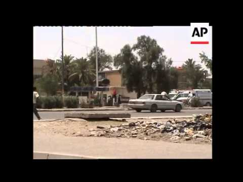 WRAP Aftermath of clashes in Southern Iraqi cities