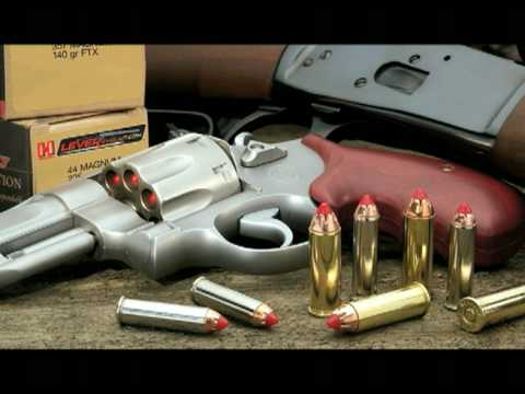 357 &amp; 44 Mag Product Overview from Hornady