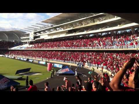 Hay que saltar - Todo el Pascual salta- L.H.D.L.C - BRS - América vs Bogotá FC
