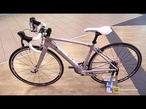 2015 Garneau Gennix E1 Sport Women Road Bike - Walkaround - Velo Espace - Faubourg Boisbriand, QC