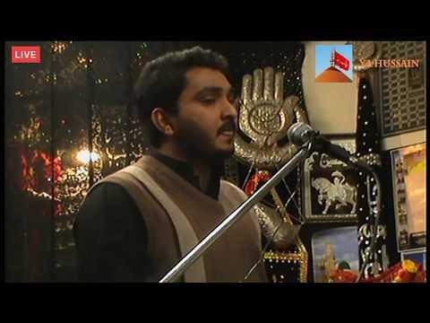8th Muharram   Maulana Qamber Ali Rizvi   10th October 2016   Dua-e-Zehra (Northampton)