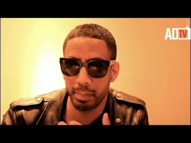 "@RyanLeslie - ""The Futurist"" Interview (Part 2) @AmaruDonTV"