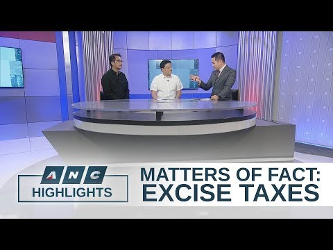 DOH, DOF: Additional excise taxes on alcohol, e-cigarettes win-win solution for PH | Matters of Fact