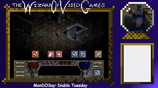 The Late Night Retro Game Show starring The Wizard of Video Games: Diablo