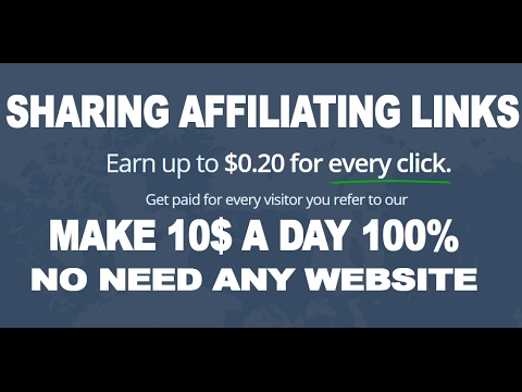 Pay per click affiliate programs entireweb affilate make money online in hindi