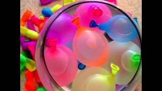 Pictures of water balloons 🎈