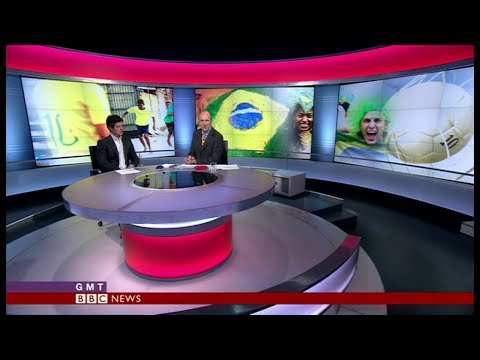 "BBC World News - ""It's that time again"" broadcast globally"