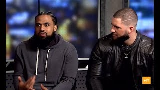Florian Munteanu and Stephen Caple Jr talk 'Creed II' in extended interview