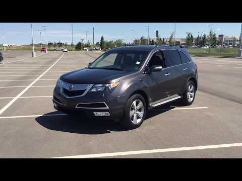 2011 Acura MDX Tech Package Review