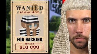 Suspect in Minecraft Hacking Case Lashes Out In Court