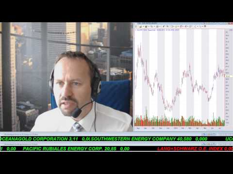 Smallcap-Investor Talk 234 mit DAX-Crash? Ucore, Exeter, Pacific Ethanol (IK), Shoreline (IK)