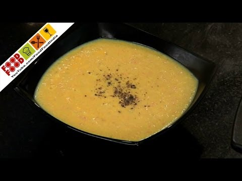 Nutritious Pumpkin Soup | Food Food India - Fat To Fit | Healthy Recipes