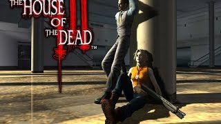 The House Of The Dead 3 (Ps3) playthrough