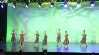 """8 Count Dance Academy """"Journey To The Past"""" Mini Small Group Lyrical 2014-2015 (Mini Team)"""