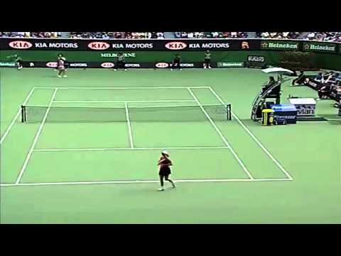 Jennifer Capriati v. Kim Clijsters | 2002 Australian Open Highlights