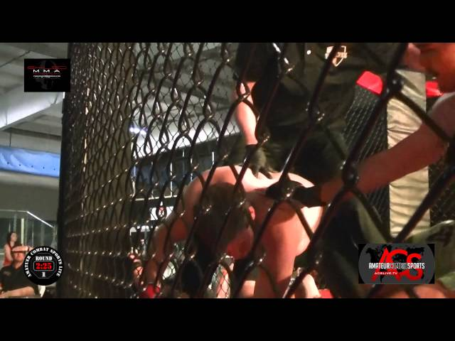 ACSLIVE.TV Presents Exiled MMA American Muscle Fight 11