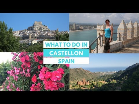 What to do In Castellón, Valencia, Spain