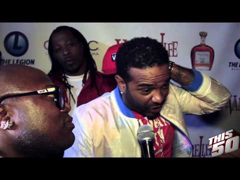 Jim Jones - 'Vampire Life' EP Listening Party @ Rosewood NYC