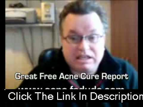Free Acne Cure Report