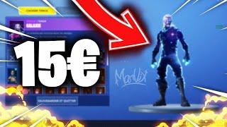 J'ACHETE UN ENORME COMPTE FORTNITE A 15€ MA REACTION EST EPIC ...