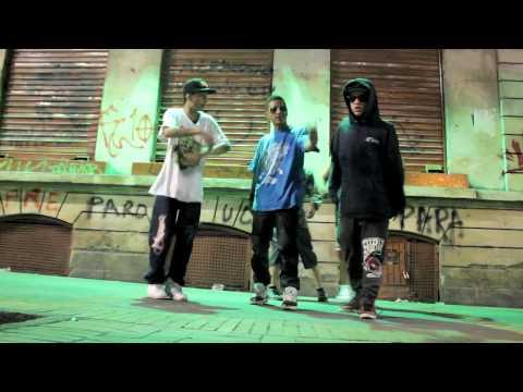 Almas De Barrio FT Amon Style - BOMBO  CLAP Videoc.mp3