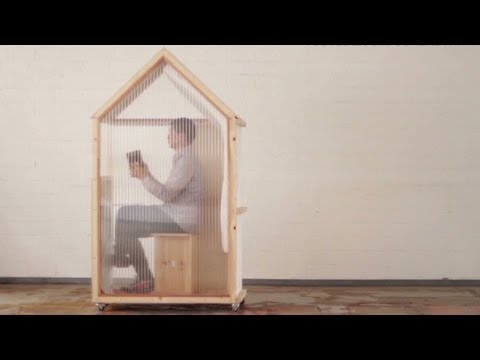 Smallest House In The World 2017 one-sqm-house: world's smallest house - ippinka