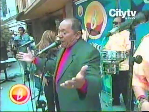 EMIR BOSCAN Y LOS TOMASINOS  CUBITA LA BELLA  CITY TV