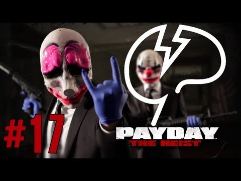 Mindcrack FPS: Payday: The Heist - Episode 17 - Blood Testing Failure