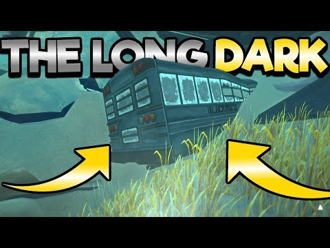 What's in the Mysterious Bus Crash?! - Long Dark Wintermute Gameplay #5