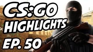 Counter-Strike Global Offensive CSGO Daily Highlights | Ep. 50 | Hiko, Lo0p__, ESL_CSGO, a2zcs