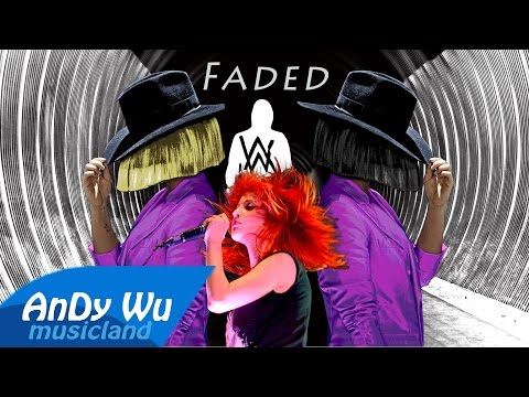 Alan Walker & Sia - Faded/Cheap Thrills/Alive/Airplanes (feat. Hayley Williams, B.o.B, Sean Paul)