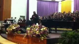 "Marvin Winans ""Church Medley"" ft. Donnie McClurkin, Mary Mary, Marvin Sapp, Bishop Paul S. Morton)"