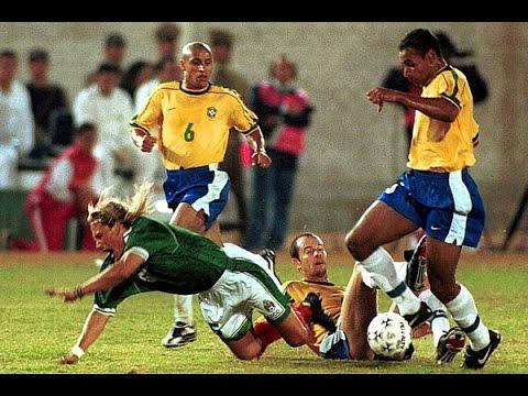 Mexico vs Brasil Final Copa FIFA Confederaciones 1999 ¡¡MEXICO CAMPEON!!