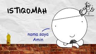 AMIN kartun islam: istiqomah (siri 2)