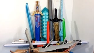 Box of Toys ⚔️ Box Full of Toys 🎁 Toy Weapons ⚔️ Swords ⚔️ Kids Toys 💥 Star Wars ⚔️ Kids Fun