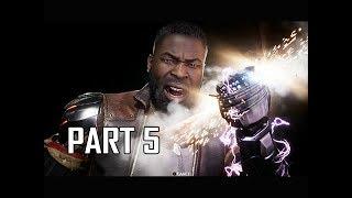 MORTAL KOMBAT 11 Walkthrough Part 5 - Scorpion (MK11 Story Let's Play Commentary)