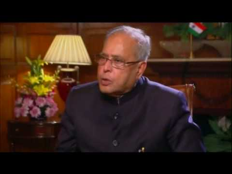 Riz Khan - An Interview: Pranab Mukherjee - 27 Jan 09 - Part 1