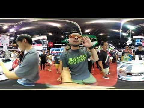 Droidsans พาเที่ยวงาน Mobile Expo แบบ 360 องศา