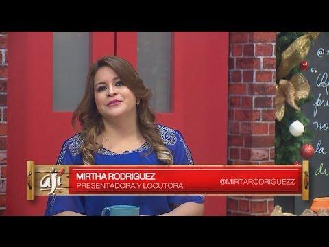 Que serias tu: con la presentadora y locutora Mirtha Rodríguez #ATuVidaDaleAjí