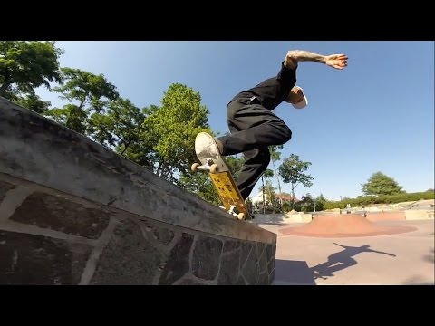 Skate All Cities – GoPro Vlog Series #055 / Faber Skatepark, Staten Island